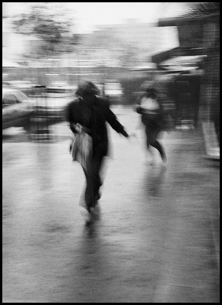 Rain - streetphotography, blackandwhite - michaelfinder | ello