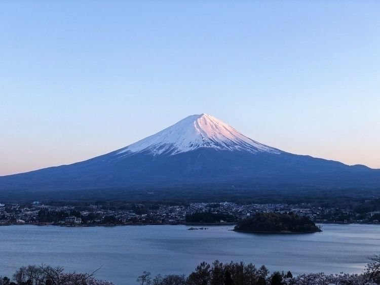 Mountain Fuji Japan - dickenl | ello