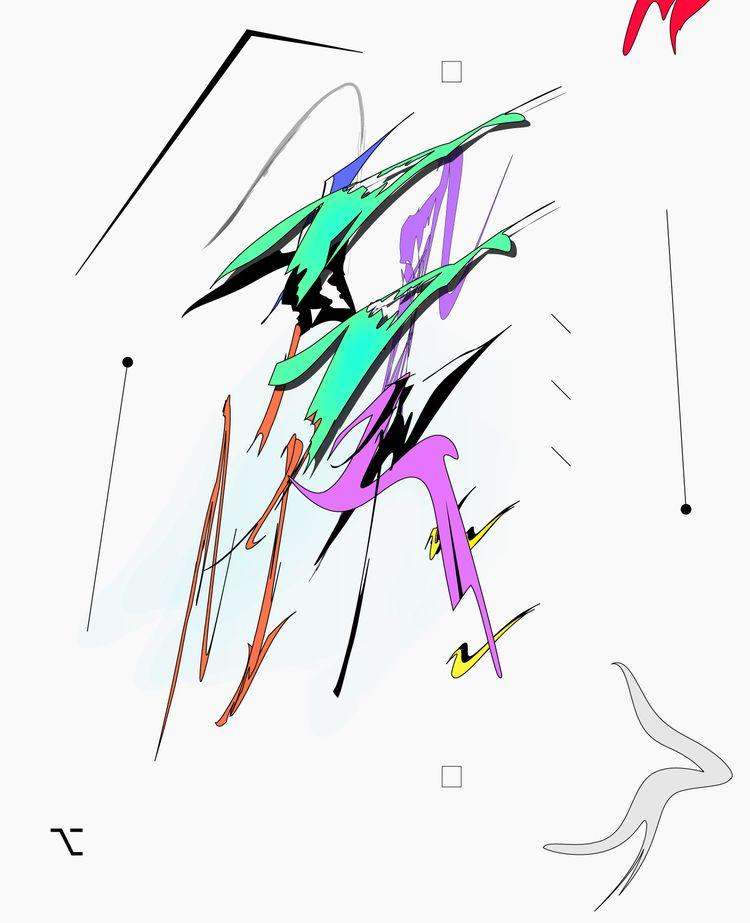 gear gazing - illustrator - escapescapes | ello