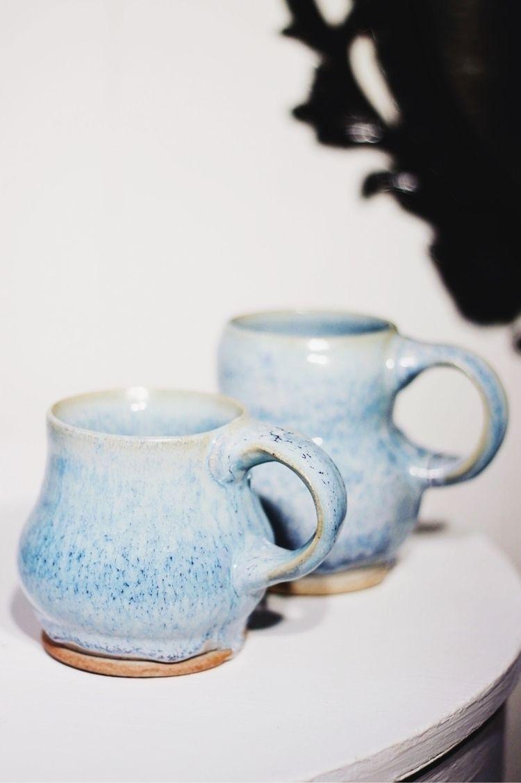 Mugs kiln today - artofvisuals, sculpture - swastographystudios | ello