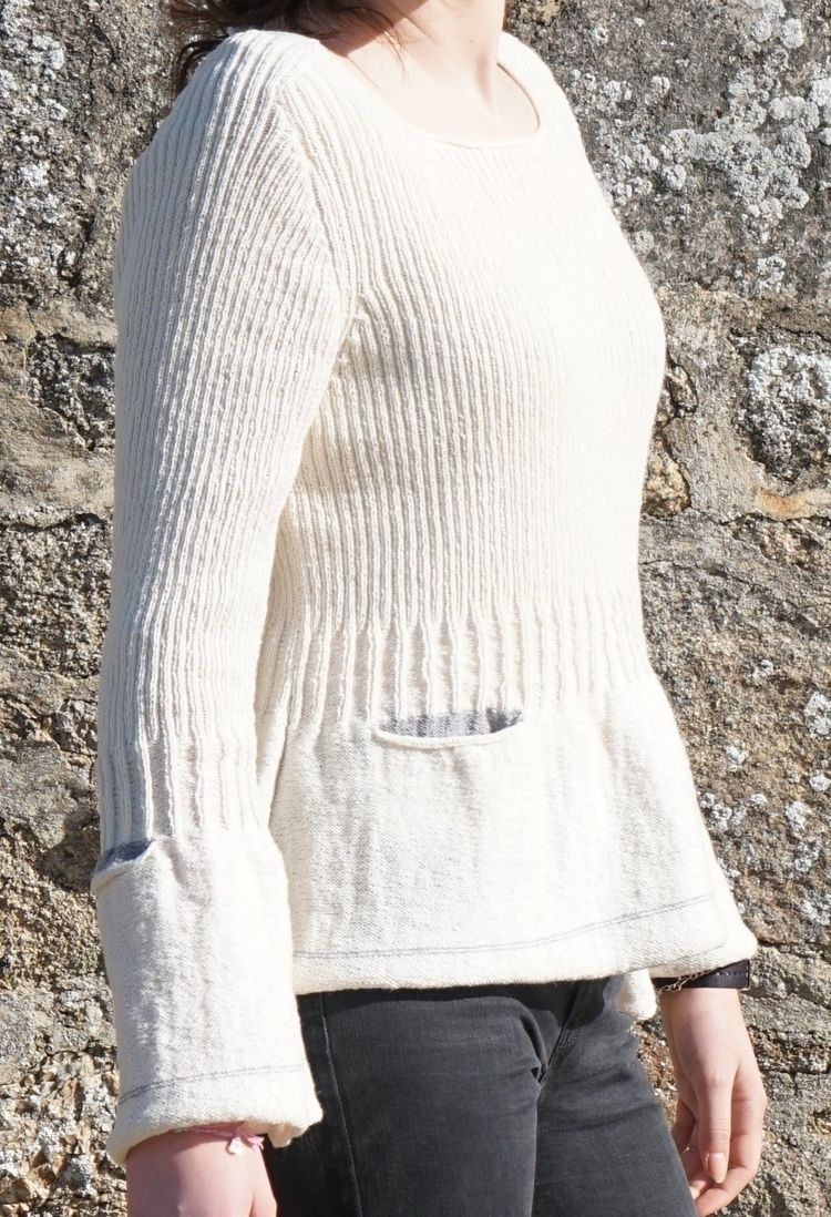 Enez-Groe Sweater bottom knit s - regourd | ello