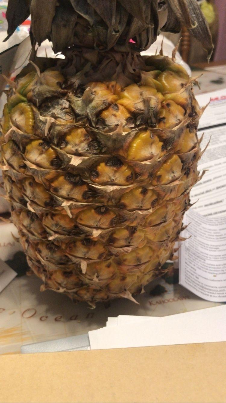 Mmm 🤤:pineapple::heart:️ - mochamochi | ello