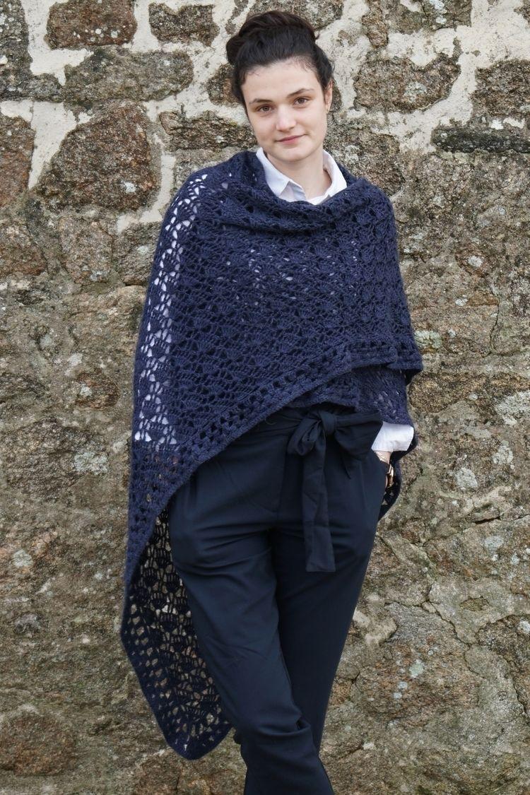 freepattern#shawl, winterknits - regourd | ello