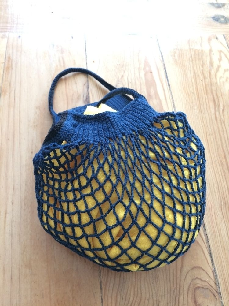 freepattern, grannysquare, crochetbag - regourd | ello