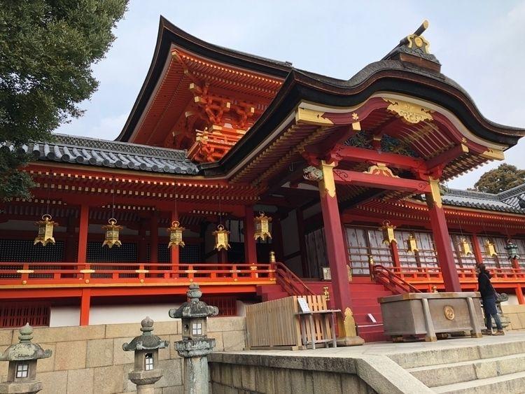 石清水八幡宮(Iwashimizu hachimangū - jinja - pizzicatofive | ello