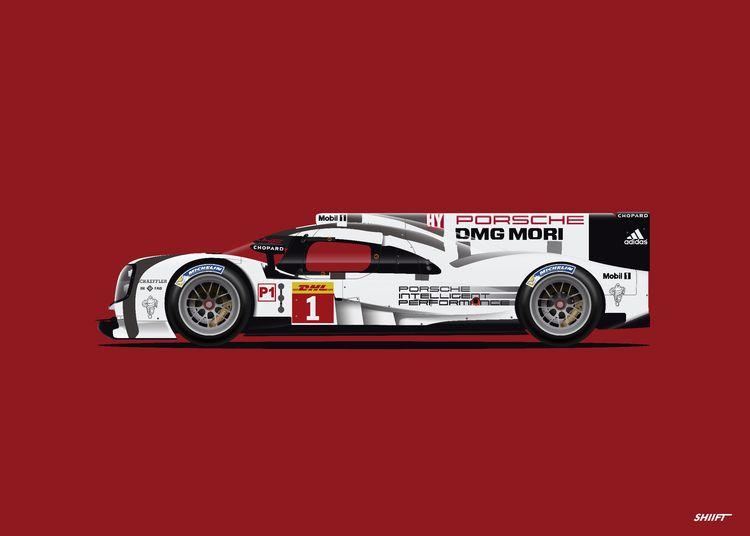 Porsche 919 Hybrid passion cars - shiift | ello