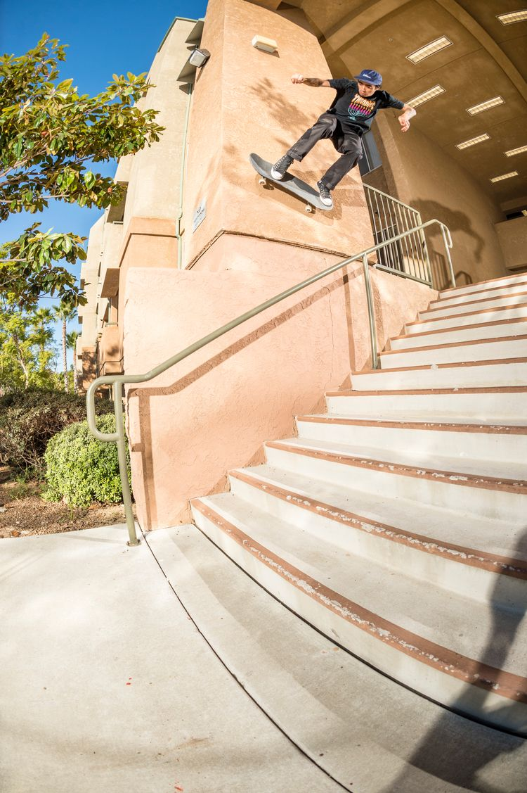 Milton Martinez - Wallride RAW  - independenttrucks | ello