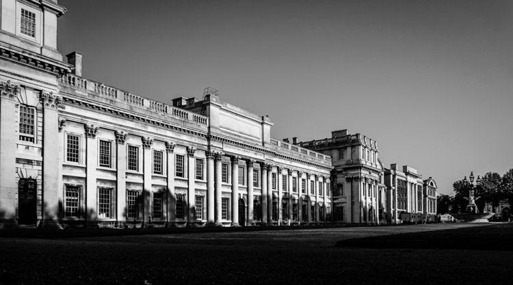 Royal Naval College | - London, Greenwich - fabianodu | ello