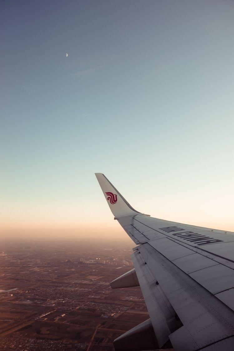 Air China - ello, ellonew, china - treywalker   ello