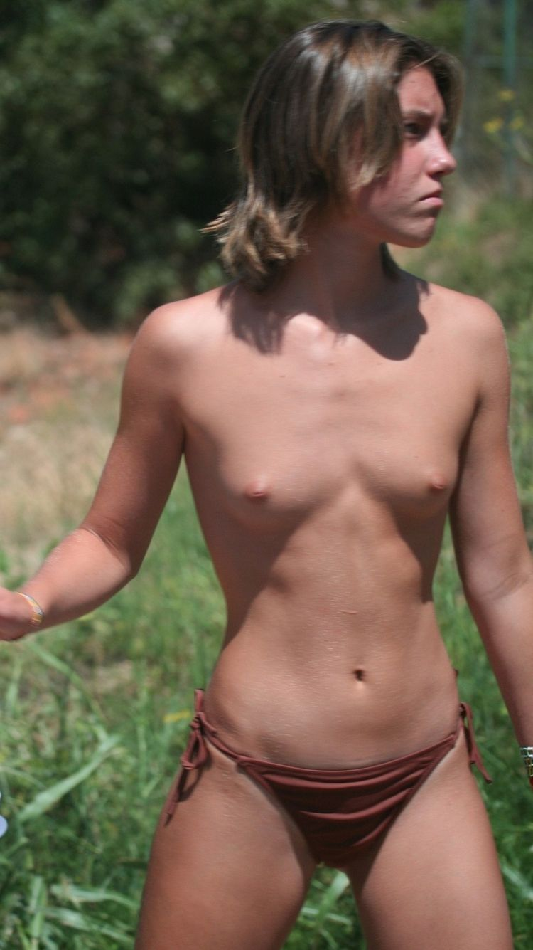 nude, tits, nipples, puffies - big_floater | ello