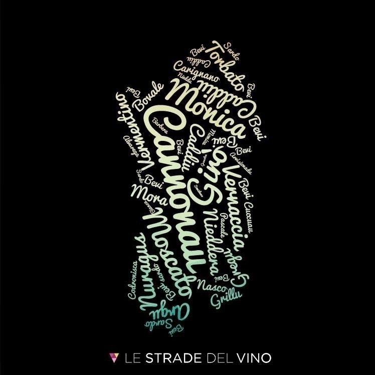 Sardegna, sardinia, vitigni, wine#lestradedelvino - lestradedelvinosardegna   ello