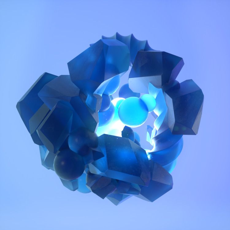 Monday Blues Larry Lim - art, Design - larrylkw   ello