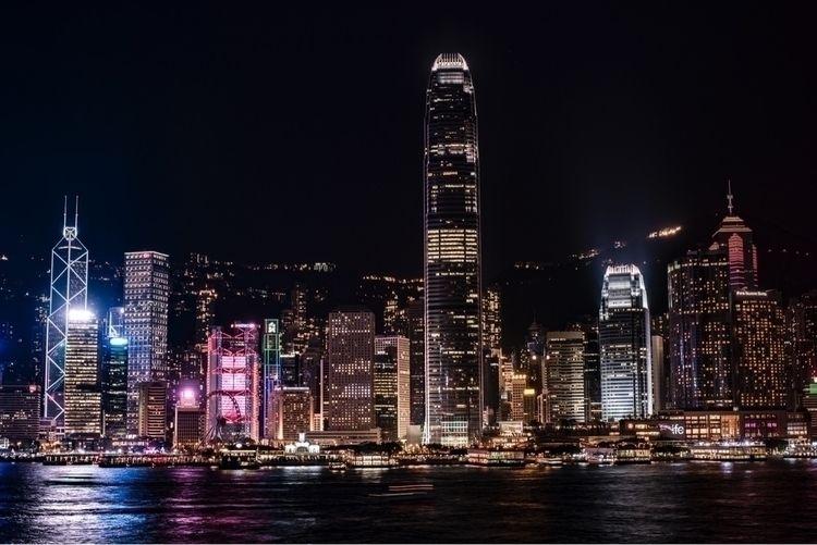 City landscape Hong Kong - cityscapes - johnnyyip | ello