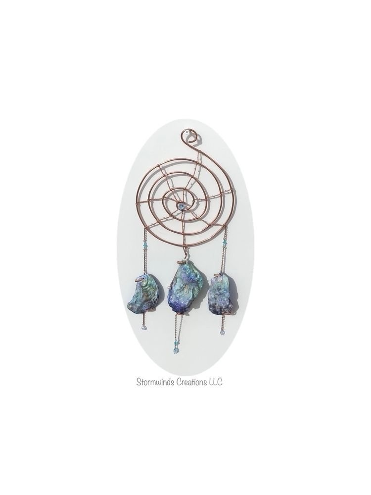 Blue Wilds Sun Catcher - stormwindshq | ello
