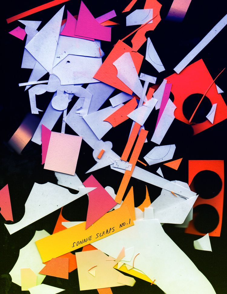 :scissors:️sonnie scraps 1:scis - sonniekozlover | ello