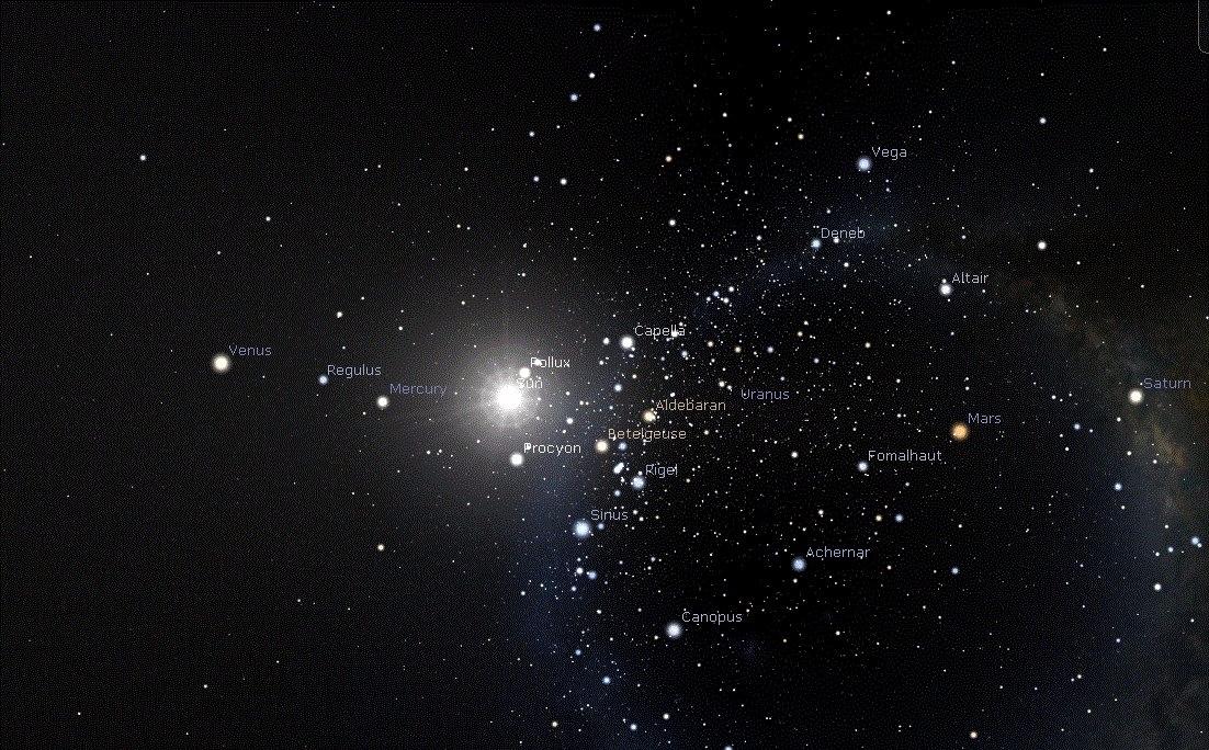 Rare event occur Solar System J - tonynetone | ello