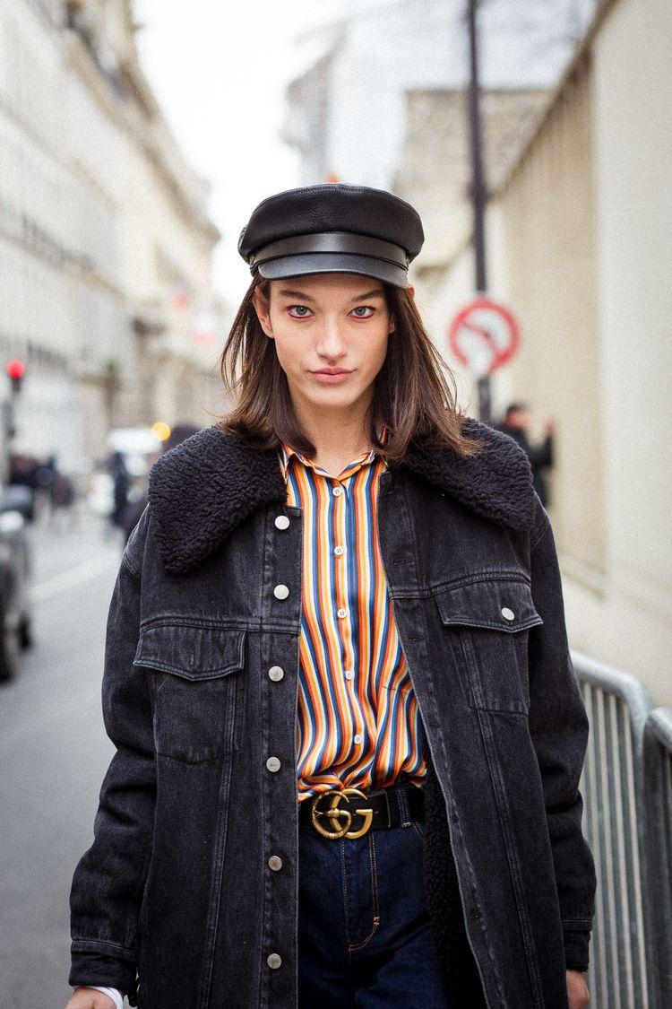 McKenna Hellam / Dior FW 18 - clichey | ello