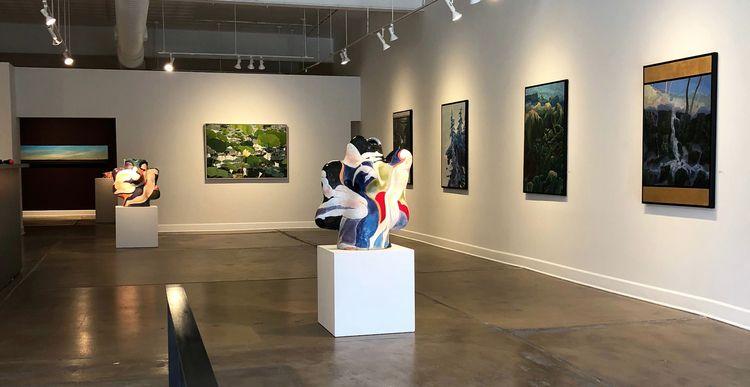 Current exhibition: Landscape P - duanereedgallery | ello