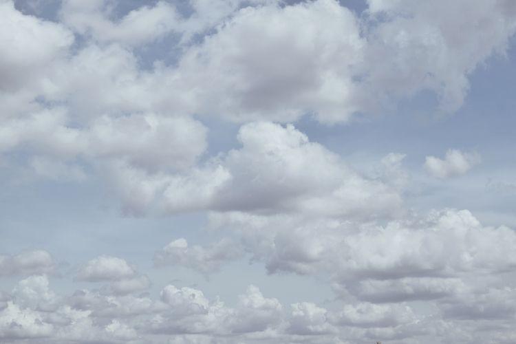 March clouds - photography, landscape - rafiif   ello