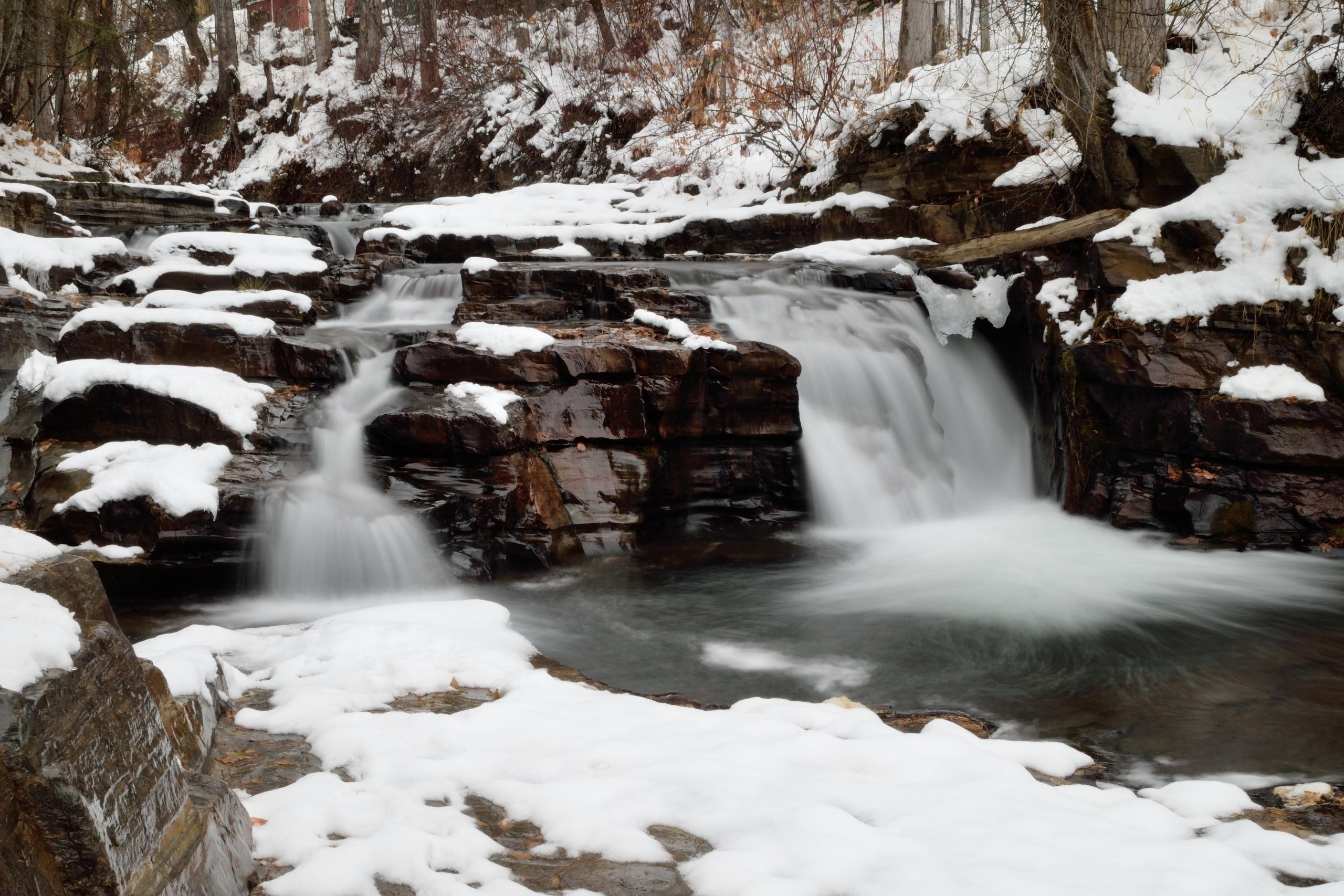 Mark Creek / Marysville Falls W - camwmclean | ello