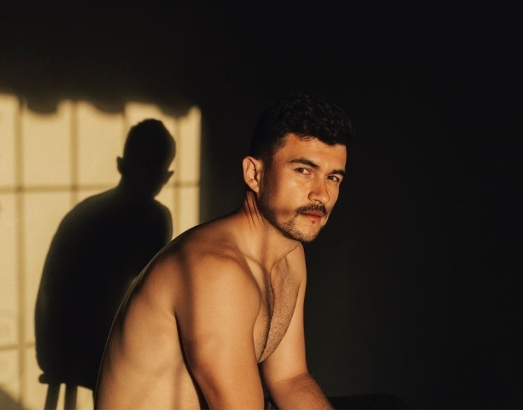 portrait, shadow, photography - nomoreimages | ello