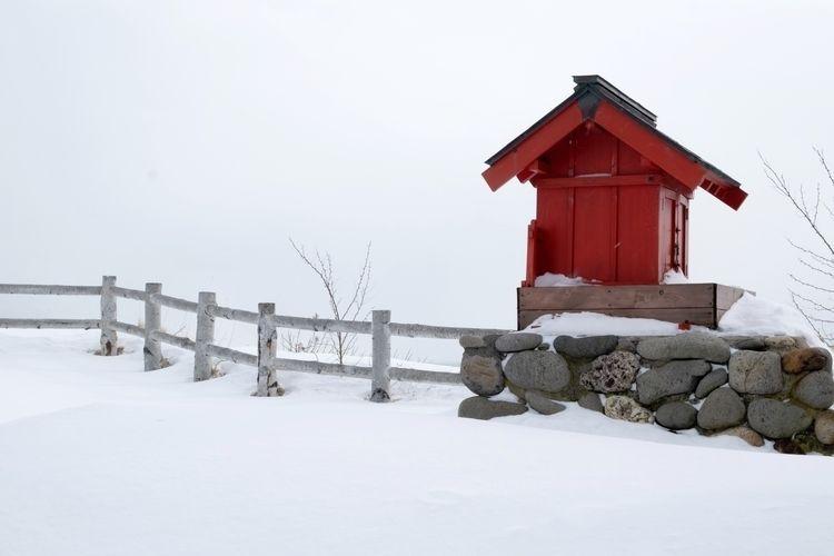 Shrine Otaru Hokkaido - Japan, fujifilm - tedhamilton | ello