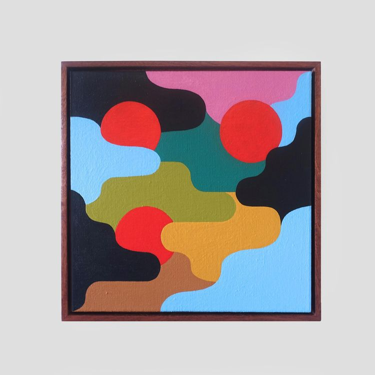 'Sam Smyth UK-based abstract ge - samsmythart | ello