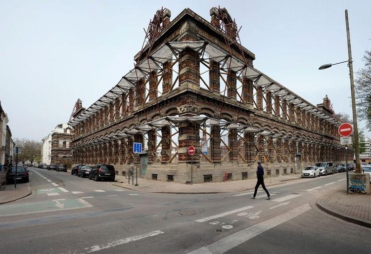 Rénovation architecturale... il - gclavet   ello