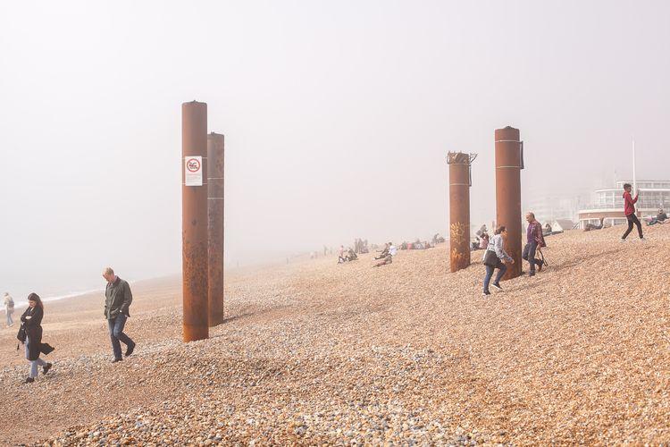 Brighton Fog - coffeebean1 | ello