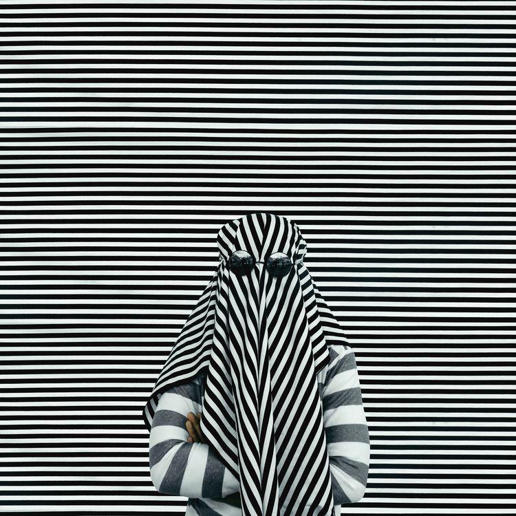 Camouflage personal portrait ex - andhikaramadhian | ello