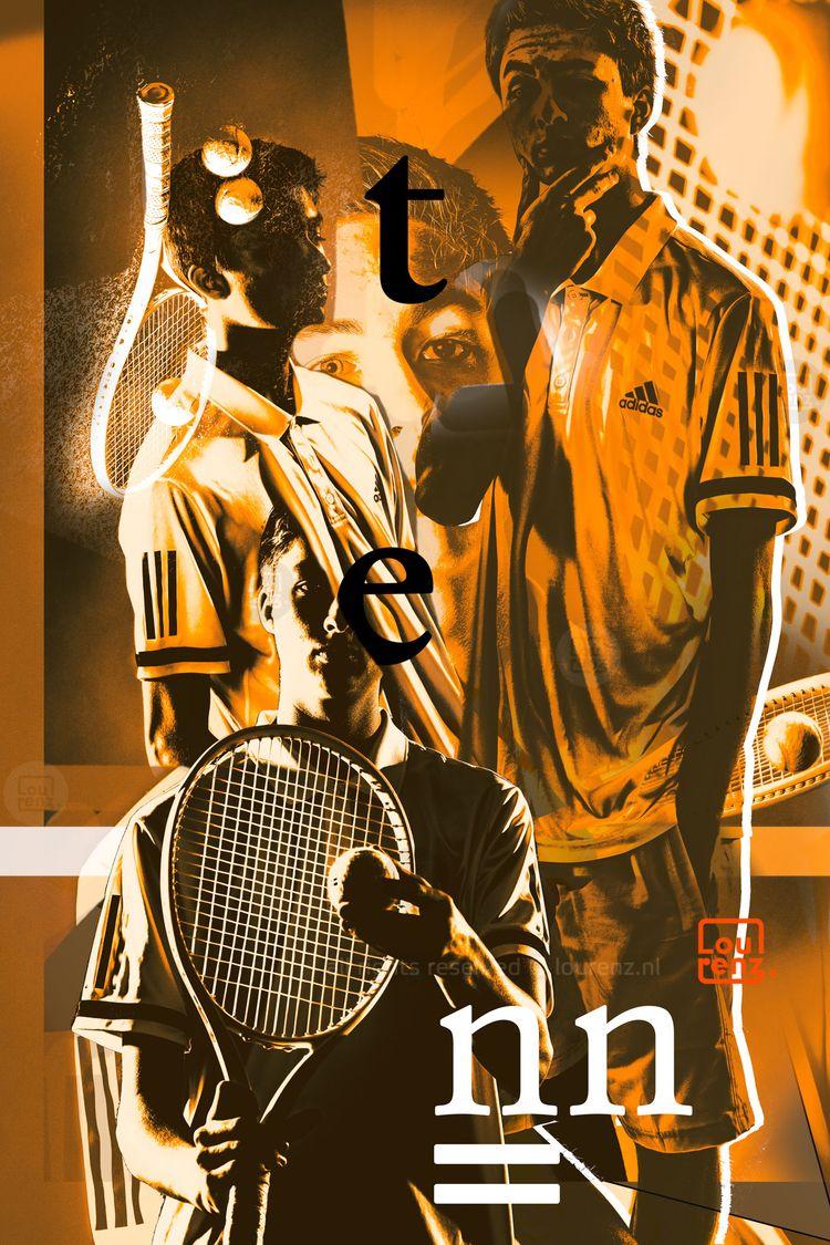 Tennis masters tennis. Series t - lourenz | ello