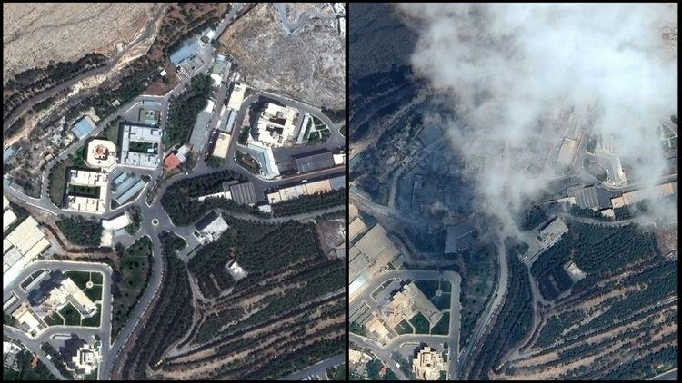 Imágenes satelitales muestran l - codigooculto | ello