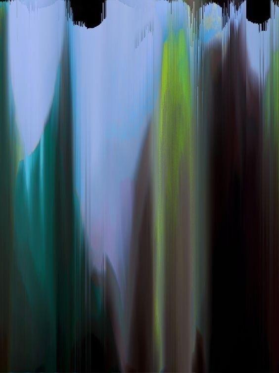 Richter Perle Mixed Media Canva - bitfactory | ello