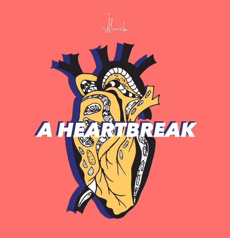 Heartbreak - version Angus Juli - everhooder | ello