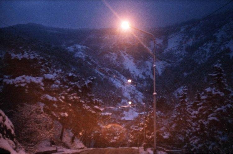 Snow warmest color - analog, film - tatao | ello