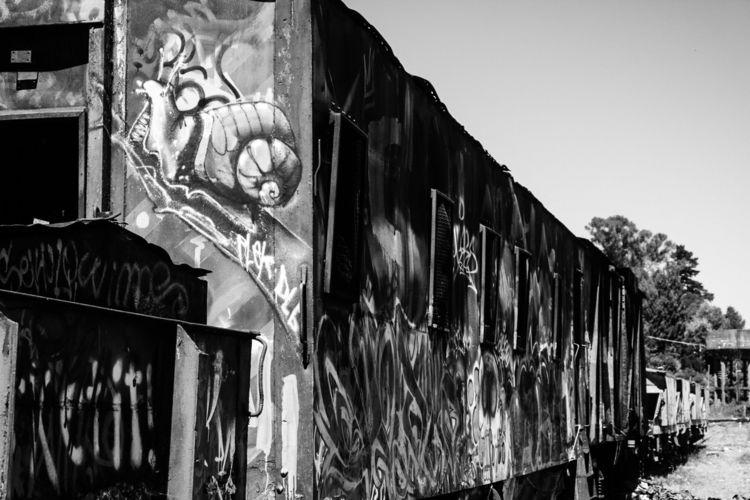 Railroad Station, Osorno, Chile - renspacemadness | ello
