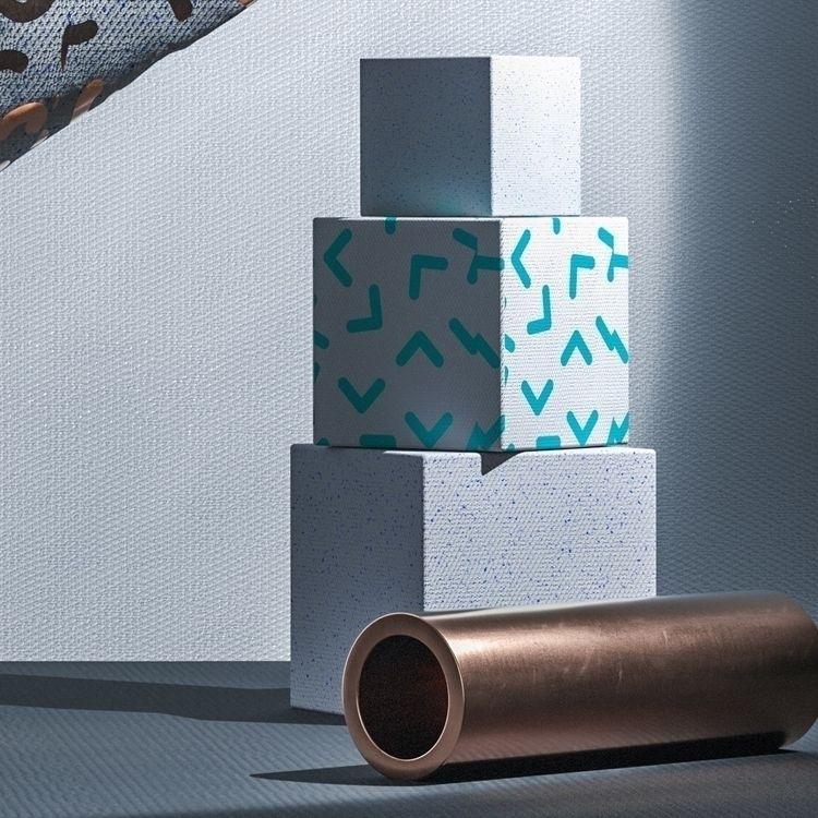 Memphis Design  - design, cgi, c4d - amandorosales | ello