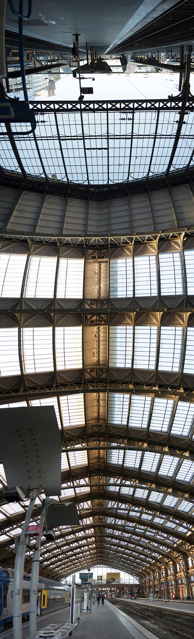 Architecture: la gare de Lille  - gclavet | ello
