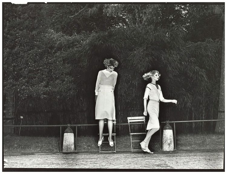 Guy Bourdin French Vogue, circa - karinechaneyin | ello