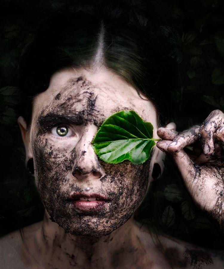 SLUDGE Photography/concept/mode - laurawienk | ello