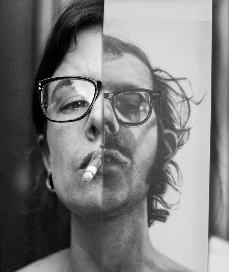 Chuck Close tribute - laurawienk | ello