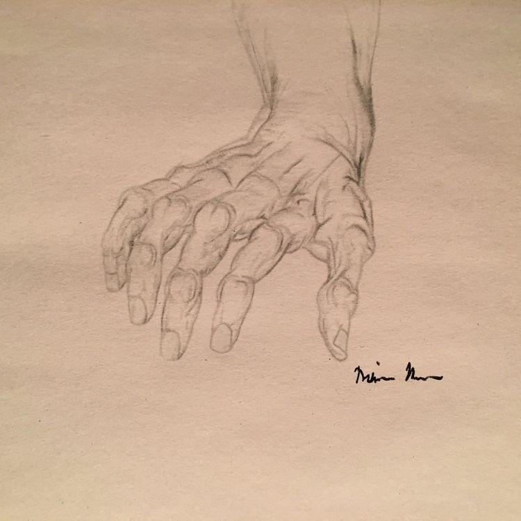 Hand Sketches- Melissa Romeo Fi - melissa-m-romeo | ello
