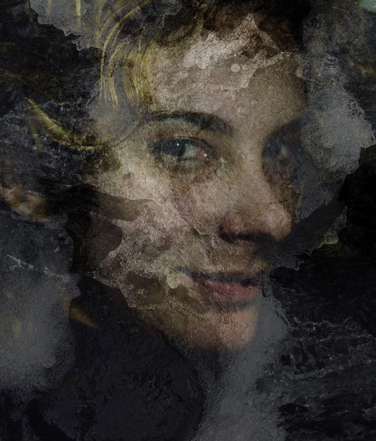 oldworks: underwatermonalisa - monalisa - natxodiego | ello