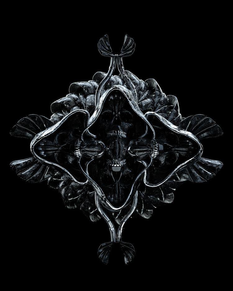 Affliction - texture - skeeva | ello