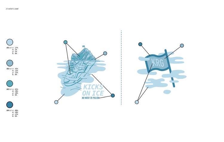 Kicks Ice - Clothing Capsule De - lizom | ello