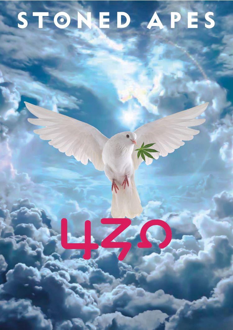 Merry Twenty - 420, whattimeisit? - stonedapesmag | ello