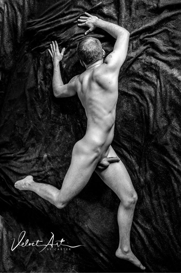 Stretched - finenudes, artistic - kingjeremy | ello