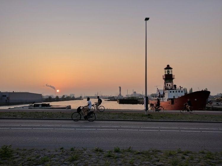 Noord, April 2018 taste - Amsterdam - circularfunk | ello