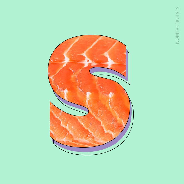 Salmon. inspiration MindBodyGre - millmotion | ello