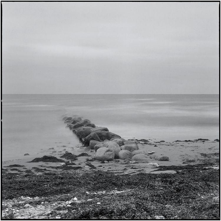 Südstrand auf Fehmarn Hasselbla - schwedenwuerfel | ello